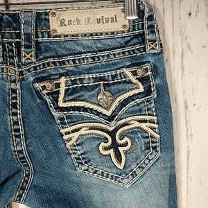 Rock Revival Kelly Boot Cut Jeans
